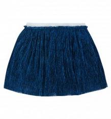 Купить юбка cherubino, цвет: синий ( id 10118832 )