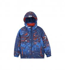 Купить куртка kamik rusty fly trap, цвет: синий ( id 9962505 )