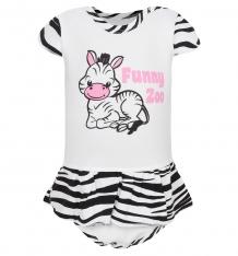 Купить боди mamatti zebra, цвет: белый/черный ( id 5082541 )