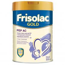 Купить friso молочная смесь gold pep ac 400 г 667678