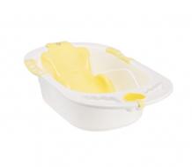 Купить happy baby детская ванна с анатомической горкой bath comfort 34005