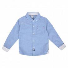 Купить рубашка fun time, цвет: синий ( id 10870145 )