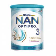Купить nan детское молочко премиум 3 с 12 мес. 800 г 12255874