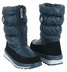 Купить сапоги twins, цвет: синий ( id 9781347 )