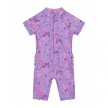 """Купить костюм солнцезащитный """"цветы"""", фиолетовый mothercare 4190644"""