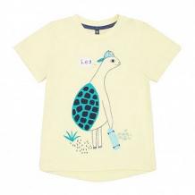 Купить футболка crockid тропики, цвет: желтый ( id 12722692 )