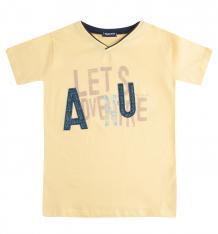 Купить футболка tuffy, цвет: желтый ( id 9890181 )