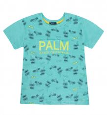 Купить футболка tuffy, цвет: бирюзовый ( id 9890070 )