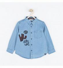 Купить рубашка coccodrillo super cool, цвет: голубой ( id 9669042 )