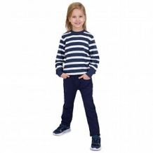 Купить брюки leader kids, цвет: синий ( id 11445442 )