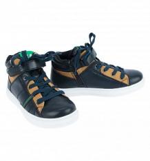 Купить ботинки indigo kids, цвет: черный ( id 6849229 )