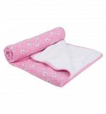 Плед Babyglory Сластена 90 х 90 см, цвет: розовый ( ID 8559667 )