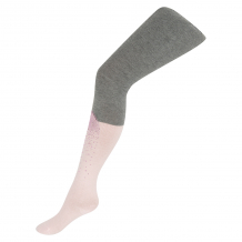 Купить колготки glamuriki premium, цвет: розовый/серый ( id 10443293 )