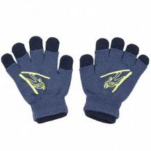 Купить перчатки yo!, цвет: синий ( id 12050926 )