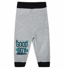 Купить брюки мелонс good boy, цвет: серый/синий ( id 9947067 )