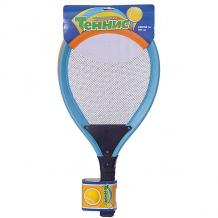 """Купить игровой набор 1toy """"теннис"""" ракетки и мячик 8422625"""