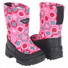 Купить сапоги kuoma putkivarsi, цвет: розовый ( id 11230292 )