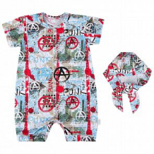Купить комплект песочник/бандана leo, цвет: мультиколор ( id 10823657 )