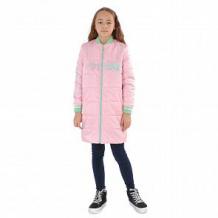 Купить пальто милашка сьюзи, цвет: розовый ( id 11446846 )