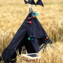 Купить vamvigvam вигвам black hawk 110х110 см vv010149