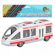 Купить autodrive поезд инерционный jb0402824