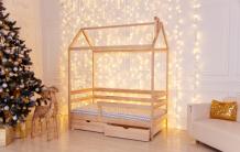 Купить подростковая кровать incanto dreamhome karelian pine kr-0037/01