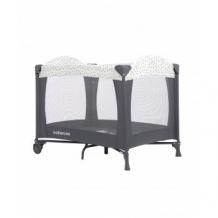 Купить манеж-кроватка mothercare, серый mothercare 3084791