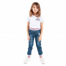 Купить джинсы fun time, цвет: синий ( id 11374648 )