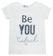 Купить футболка tuffy, цвет: белый ( id 9890763 )
