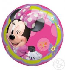 Купить мяч disney минни в ассортименте 13 см ( id 9019615 )