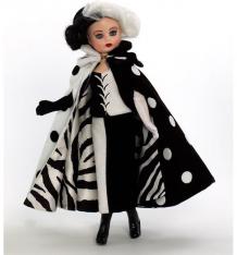 Купить коллекционная кукла madame alexander круэлла де виль 25 см 64700