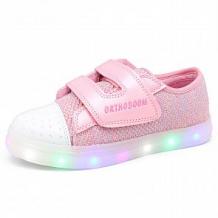 Купить кроссовки orthoboom, цвет: розовый ( id 11616004 )