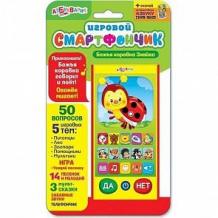 Купить интерактивная игрушка азбукварик смартфончик божья коровка знайка ( id 7205671 )