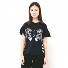 Купить футболка cubby horses, цвет: черный ( id 12757882 )