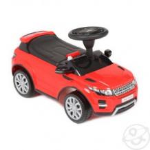 Купить машина-каталка chilok bo range rover evoque, цвет: красный ( id 2628095 )