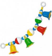 Погремушка-подвеска Stellar с шариками и колокольчиками ( ID 330421 )