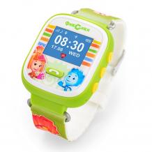 Купить agu baby часы-телефон с gps трекером фиксики fixiki f1