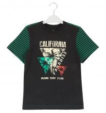 Купить футболка allini, цвет: черный ( id 9116173 )