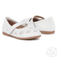 Купить туфли kidix, цвет: белый ( id 11626678 )
