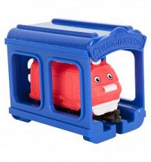 Купить игровой набор chuggington ашер с гаражом 9 см ( id 6524881 )