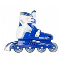 Купить детские ролики ск спортивная коллекция раздвижные solo ck-rs000030