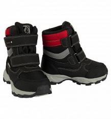 Купить ботинки twins, цвет: черный ( id 9721341 )