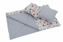 Купить polini одеяло и подушки для вигвама детского kids кантри