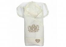 Купить топотушки конверт-одеяло на выписку александра зима 123-3