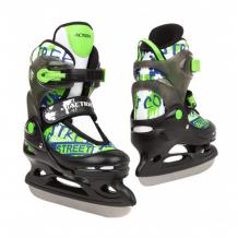 Купить action коньки хоккейные pw-211f pw-211f