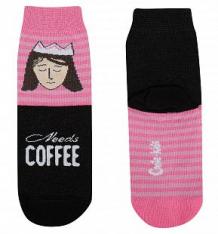 Купить носки conte kids принцесса, цвет: розовый ( id 10126428 )