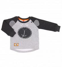 Купить джемпер kiki kids baby boy, цвет: серый ( id 9591234 )