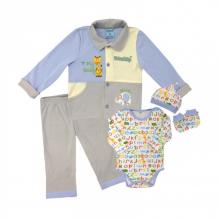 Купить nannette комплект для мальчика 5 предметов 111-0042 111-0042