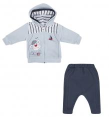 Купить комплект жакет/брюки ewa shark, цвет: голубой ( id 2674712 )