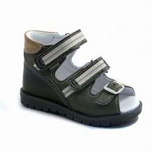 Купить сандалии скороход, цвет: хаки ( id 12165610 )